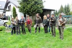 Gruppenfoto Prüfung